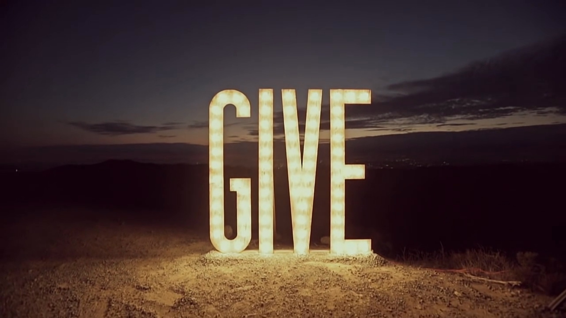 Give to others